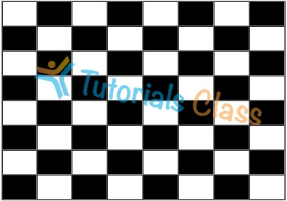 Chess-board-in-PHP-using-for-loop