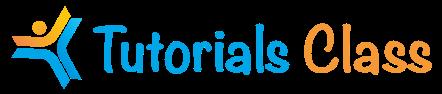 Tutorials Class - Logo
